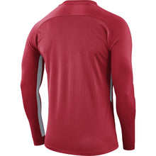 Load image into Gallery viewer, Nike Tiempo Premier LS Football Shirt (University Red/University Red/White)
