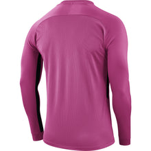 Load image into Gallery viewer, Nike Tiempo Premier LS Football Shirt (Vivid Pink/Vivid Pink/Black)