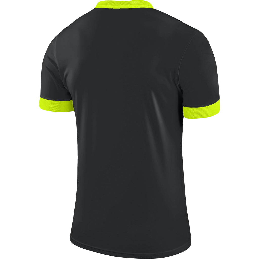 Nike Park Derby II SS Football Shirt (Black/Volt/Volt)
