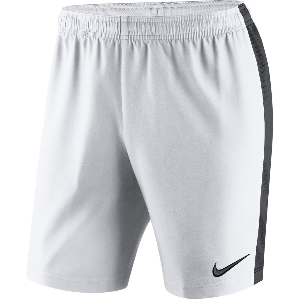 Nike Venom Woven Football Short (White/White/Black)
