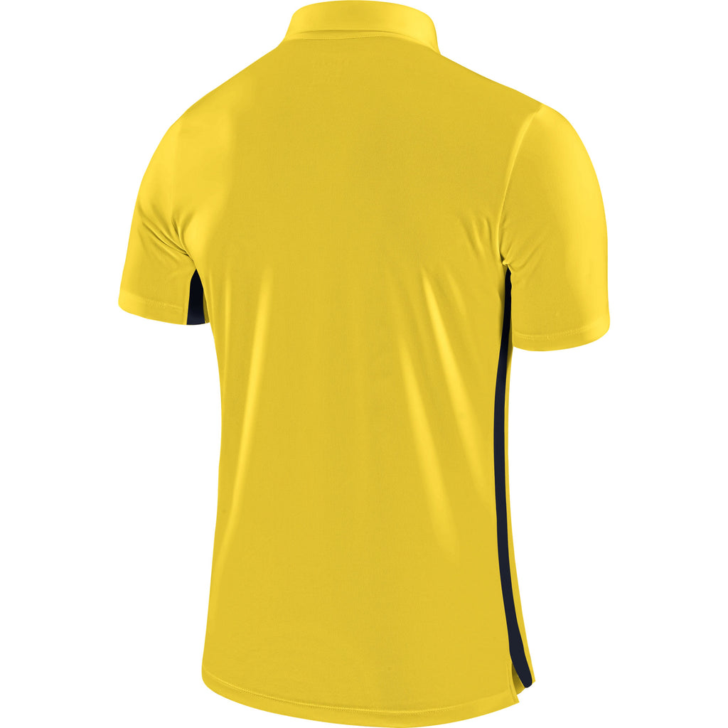 Nike Academy 18 Polo (Tour Yellow/Anthracite)