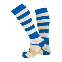 Load image into Gallery viewer, Errea Zone Football Sock (Blue/White)