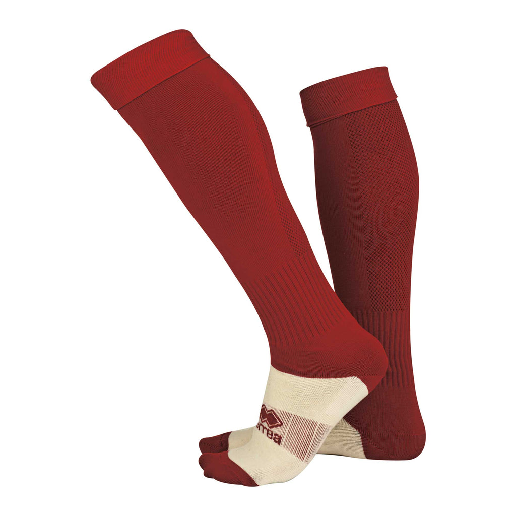 Errea Transpir Football Sock (Maroon)