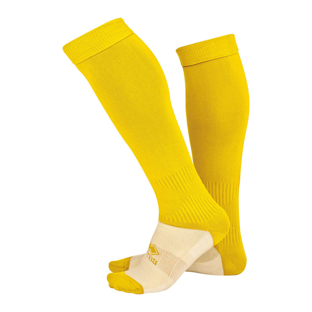 Errea Polyestere Football Sock (Yellow)