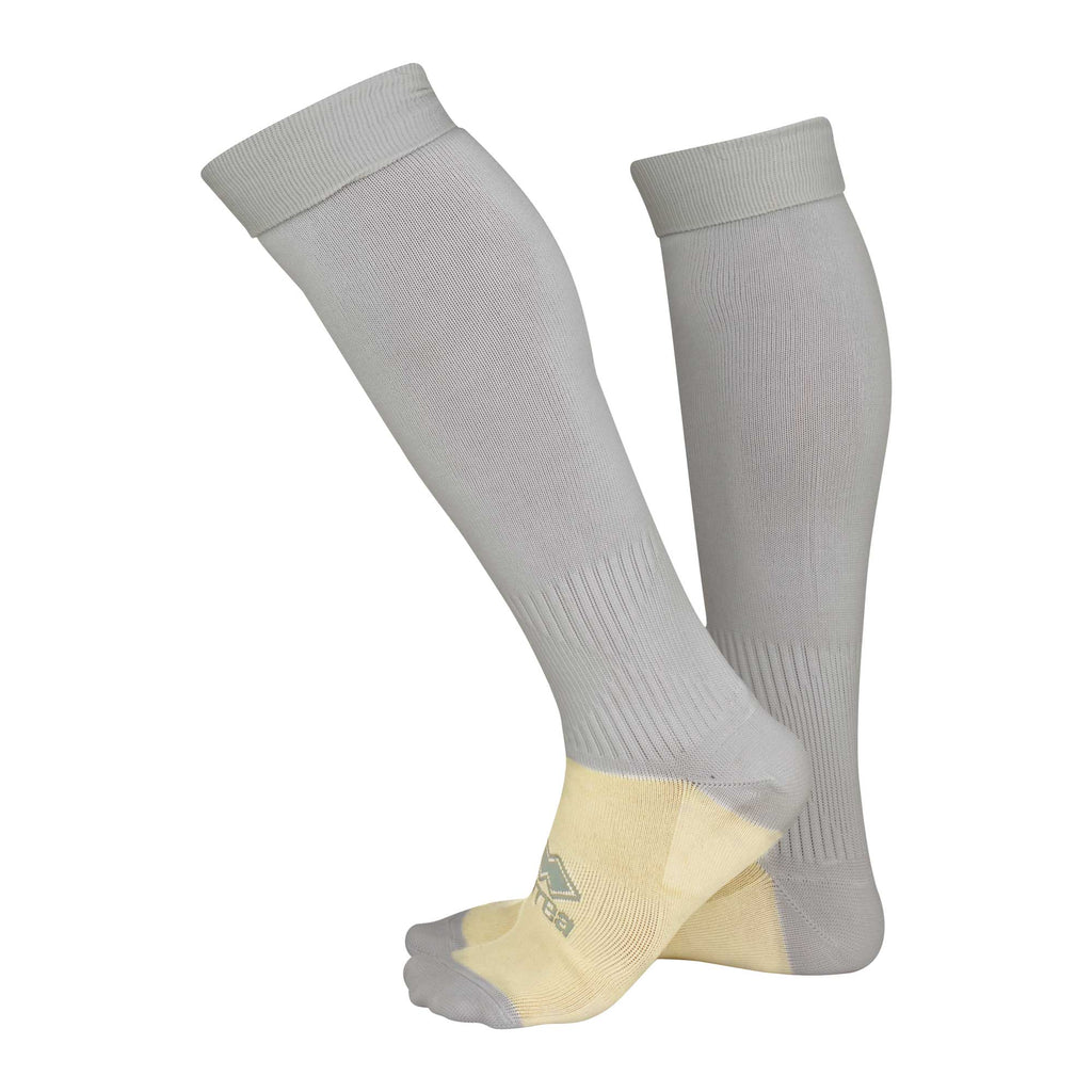 Errea Polyestere Football Sock (Grey)