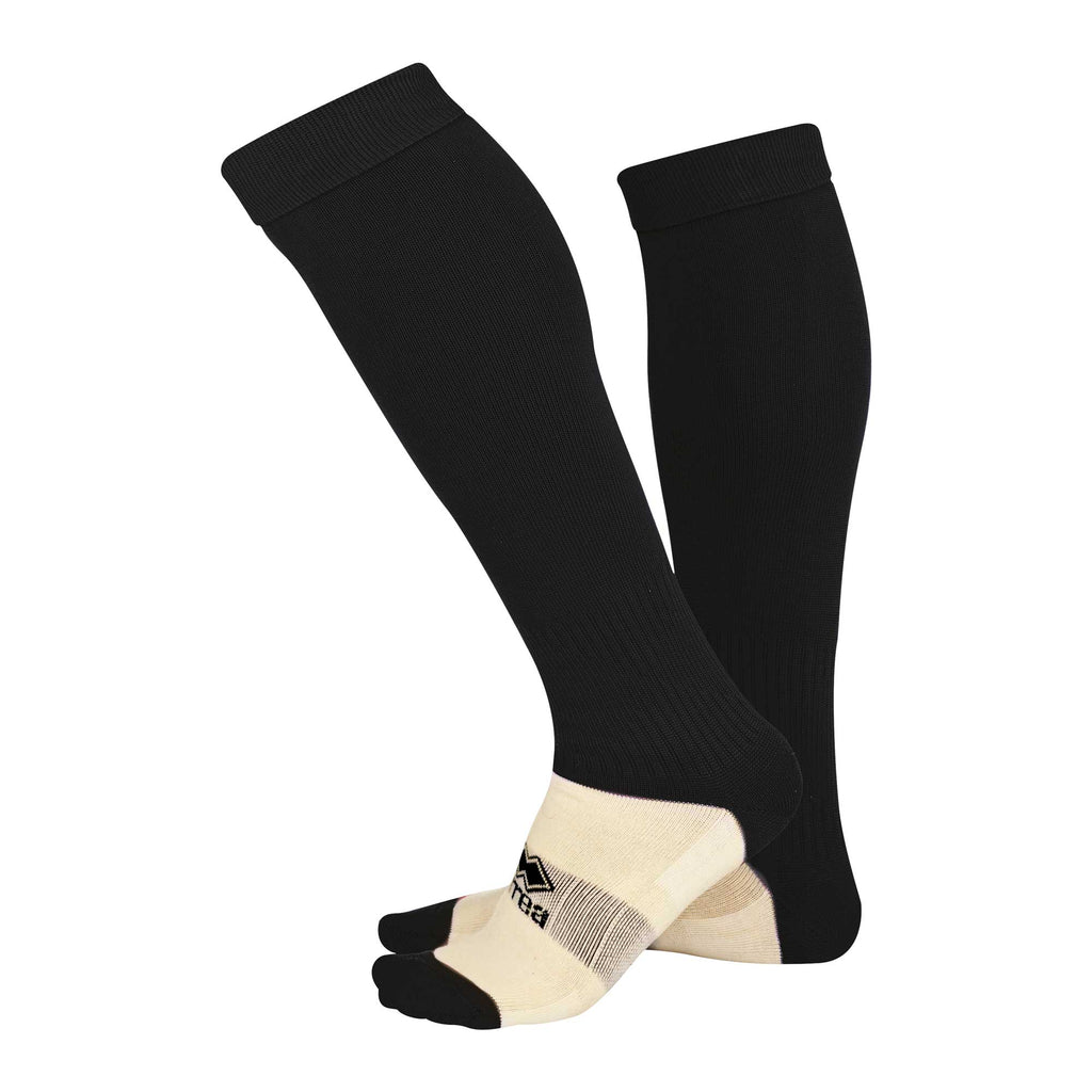 Errea Polyestere Football Sock (Black)