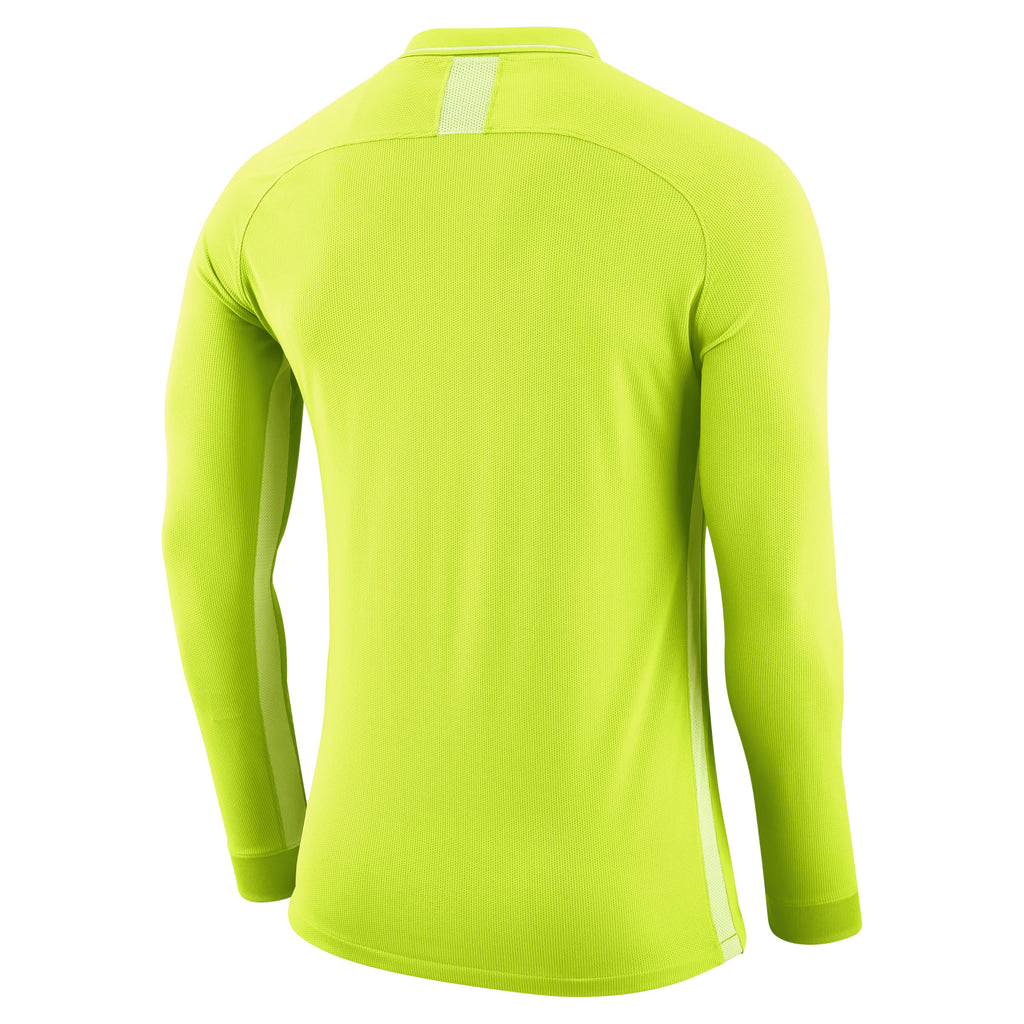 Nike Dry Referee LS Shirt (Volt/Electric Green)