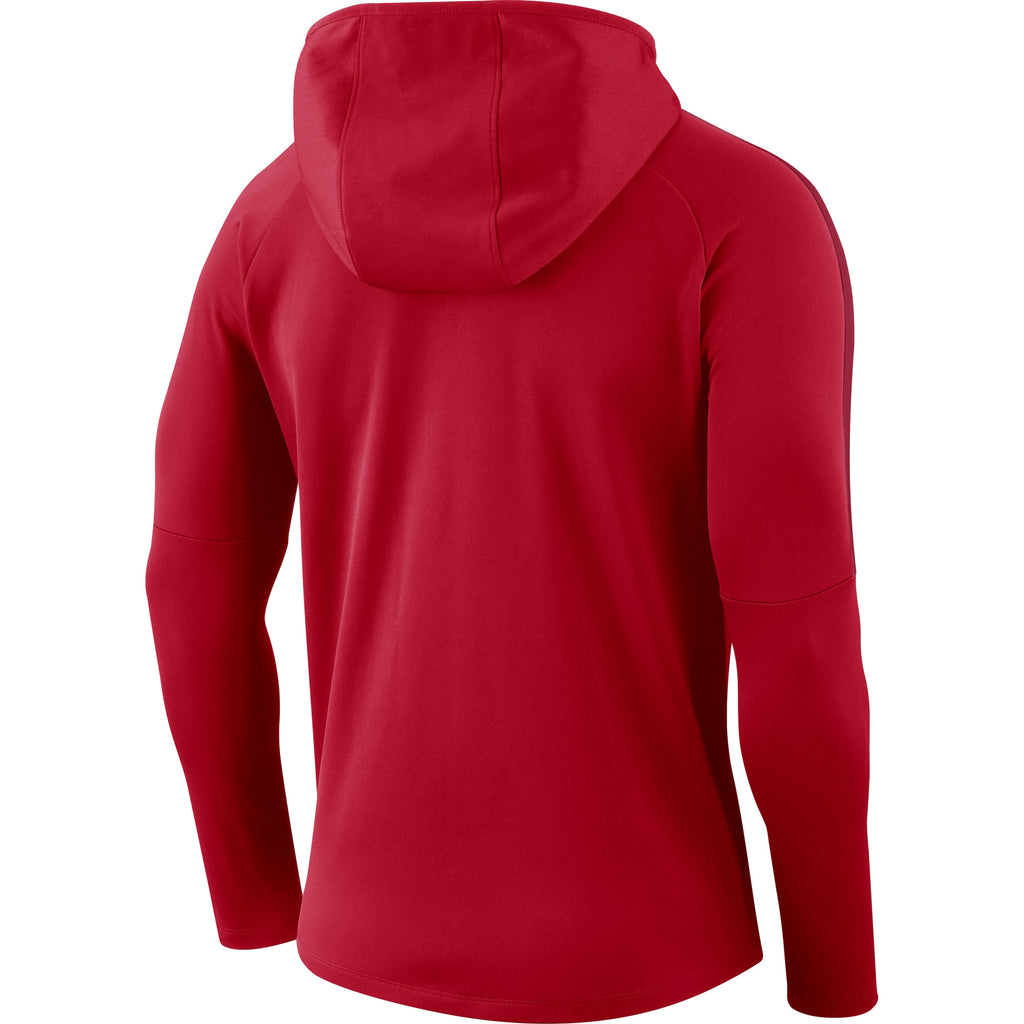 Nike Academy 18 Hoodie (University Red/Gym Red)