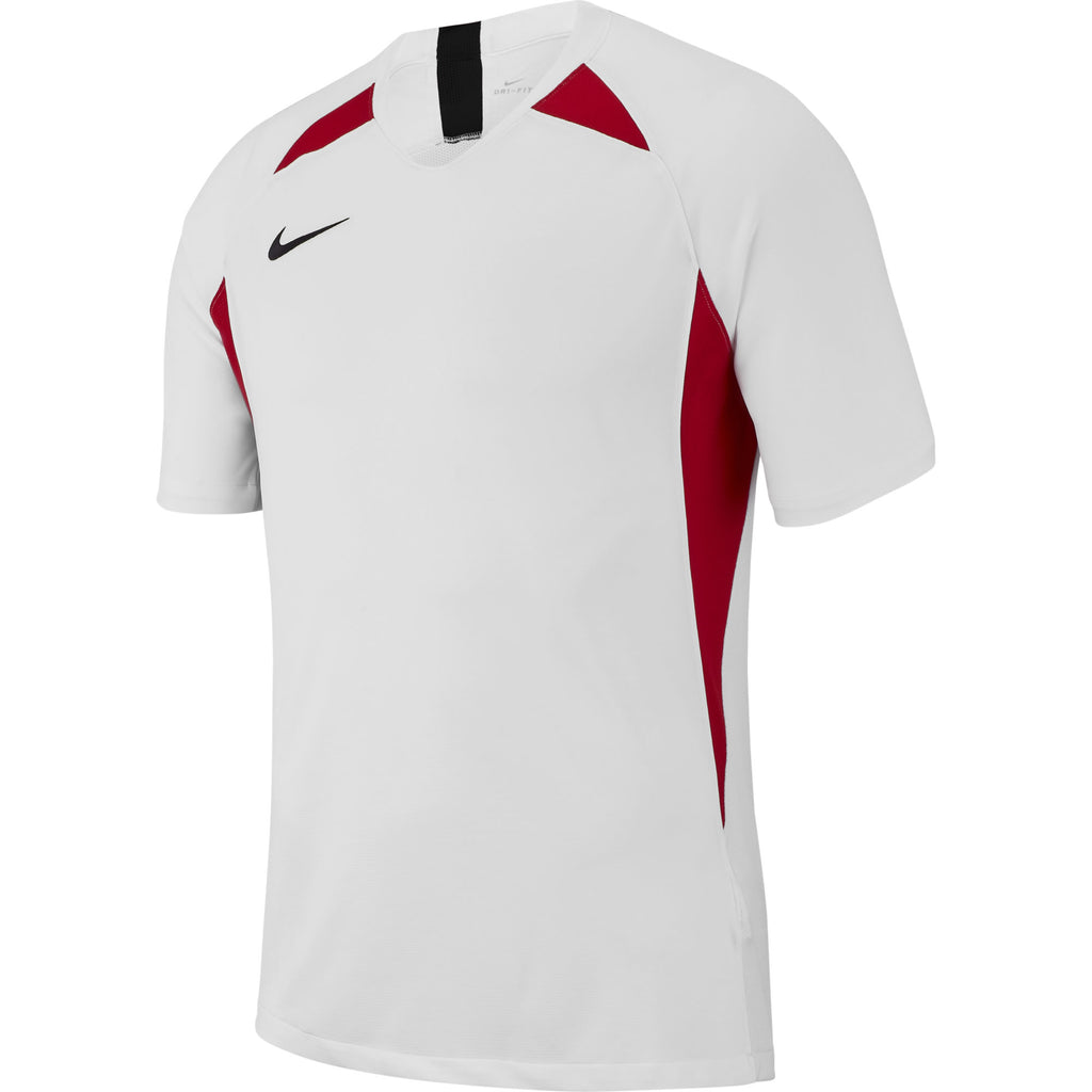 Nike Legend Football Shirt (White/University Red/Black)