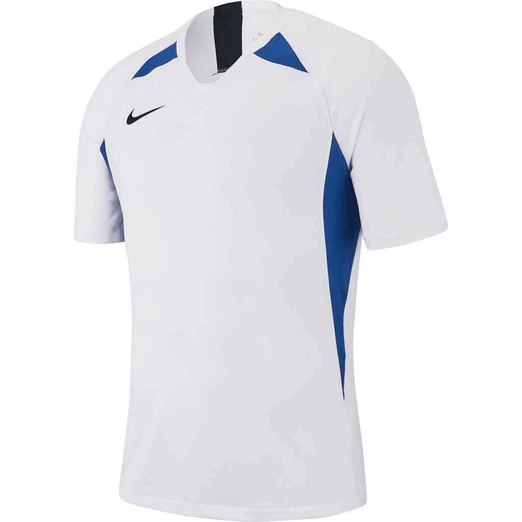 Nike Legend Football Shirt (White/Royal Blue/Black)