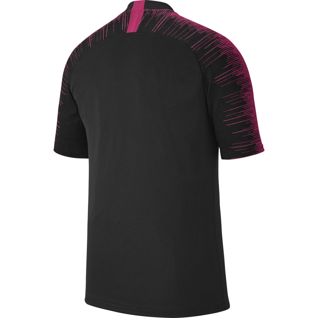 Nike Strike Football Shirt (Black/Vivid Pink)