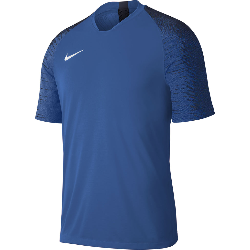 Nike Strike Football Shirt (Royal Blue/Obsidian)