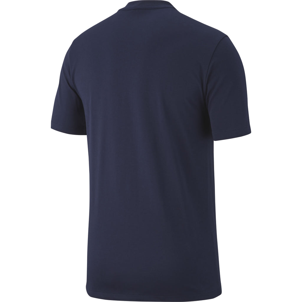 Nike Team Club 19 Tee (Obsidian/White)