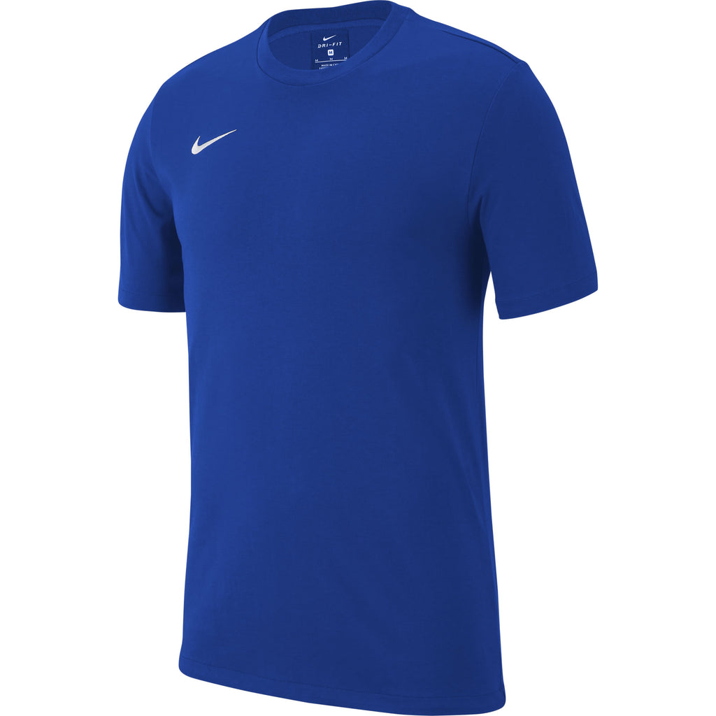 Nike Team Club 19 Tee (Royal Blue/White)
