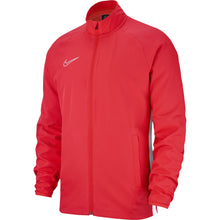 Load image into Gallery viewer, Nike Academy 19 Woven Track Jacket (Bright Crimson/White)