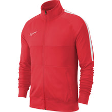 Load image into Gallery viewer, Nike Academy 19 Track Jacket (Bright Crimson/White)