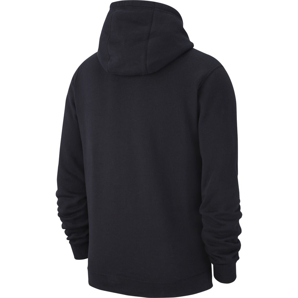 Nike Team Club 19 Hoodie (Black/White)