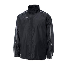 Load image into Gallery viewer, Errea Basic Rain Jacket (Black)