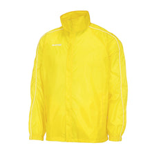 Load image into Gallery viewer, Errea Basic Rain Jacket (Yellow Fluo)