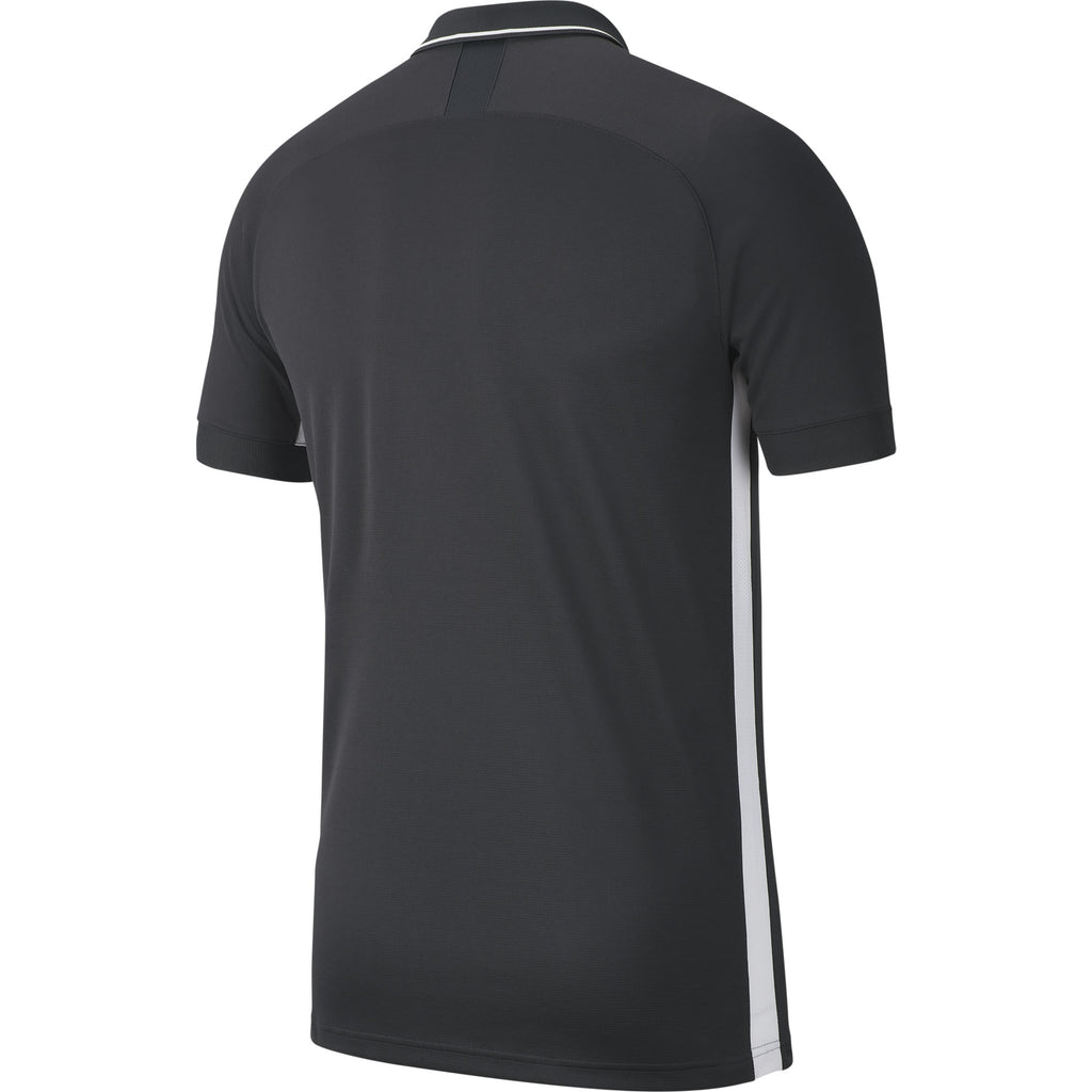 Nike Academy 19 Polo (Anthracite/White)