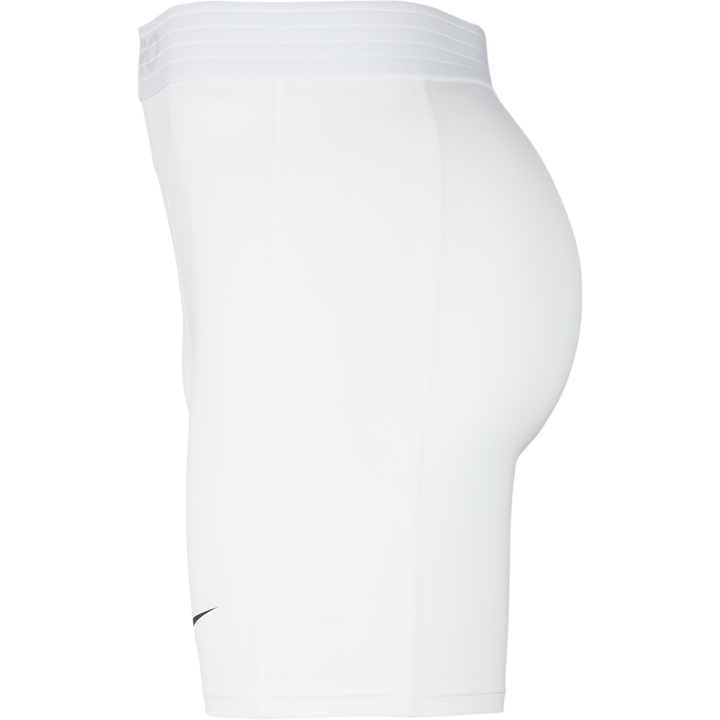 "Nike Cool Compression 6"" Short (White/Black)"