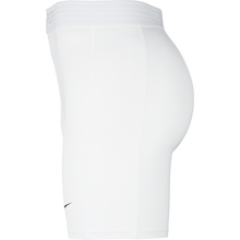 "Load image into Gallery viewer, Nike Cool Compression 6"" Short (White/Black)"