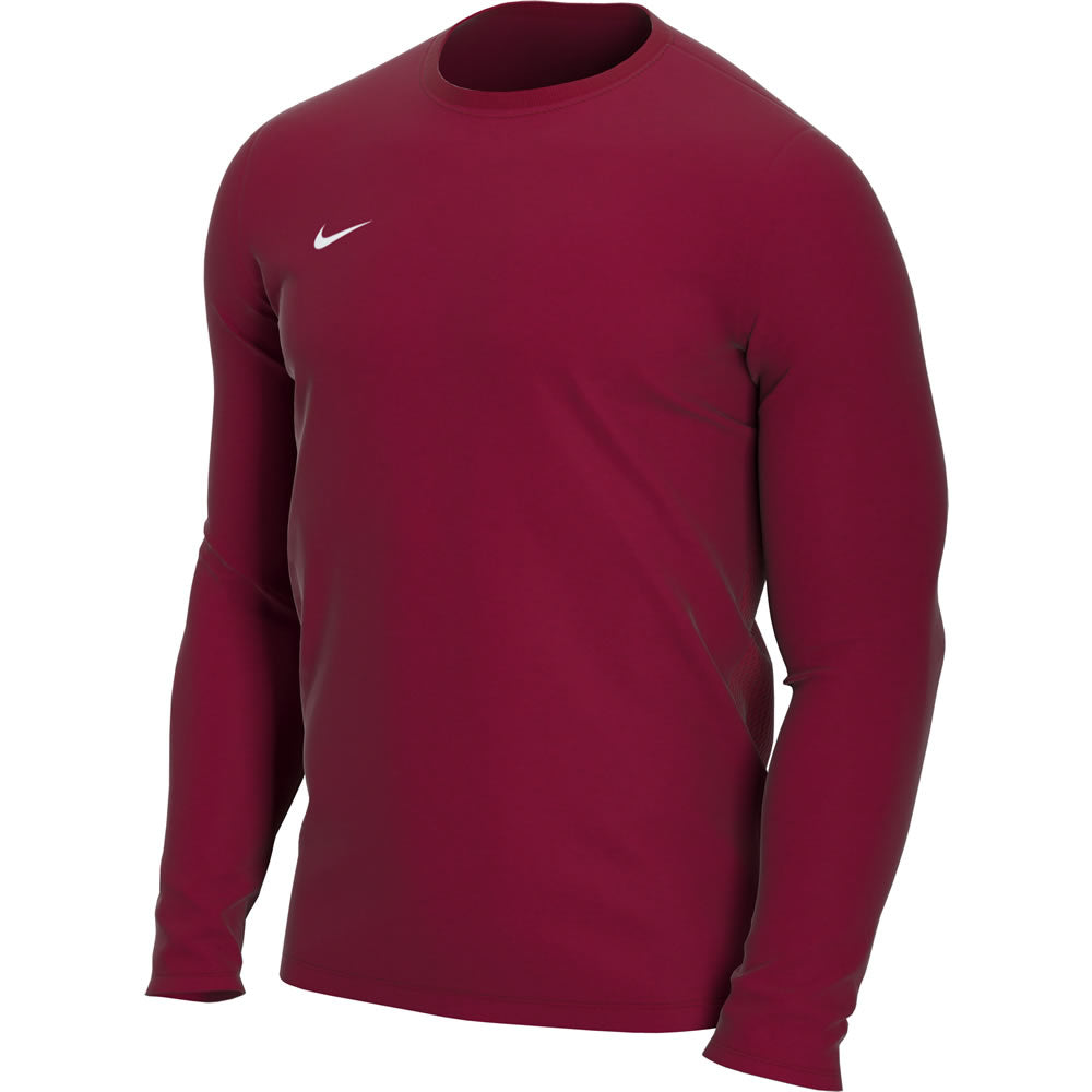 Nike Park VII LS Football Shirt (Team Red/White)