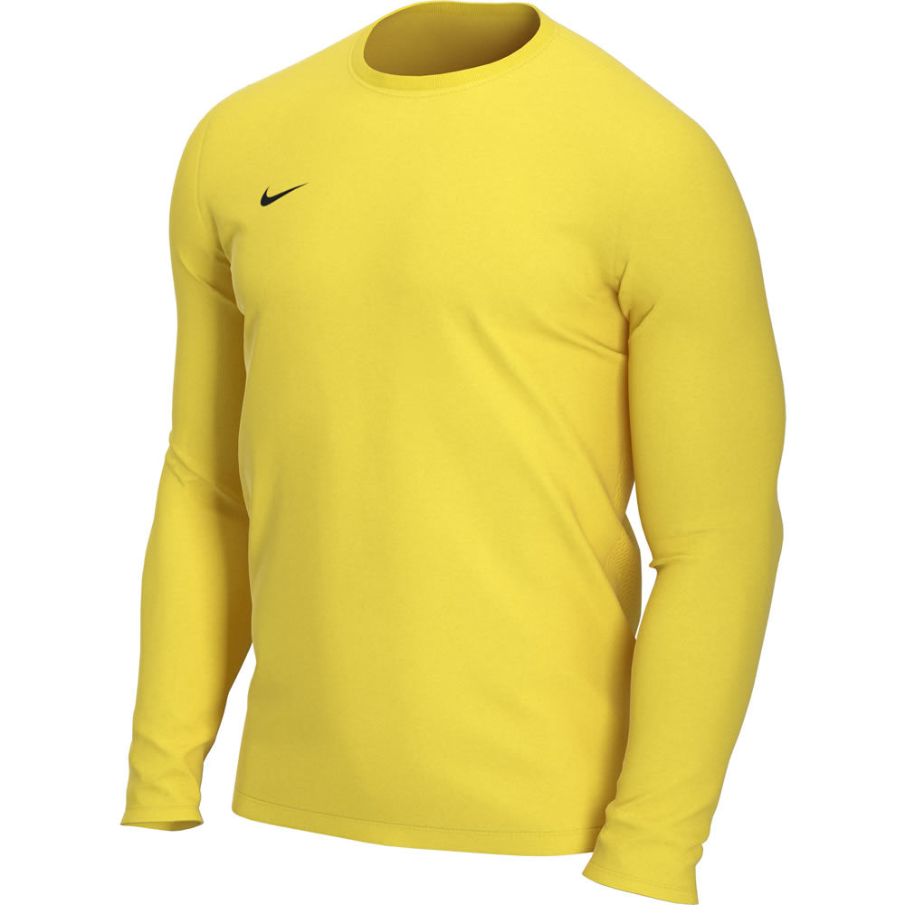 Nike Park VII LS Football Shirt (Tour Yellow/Black)