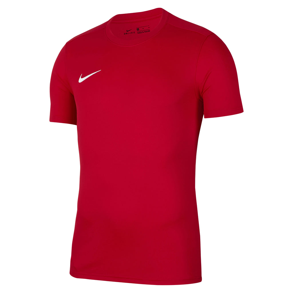Nike Park VII SS Football Shirt (University Red/White)