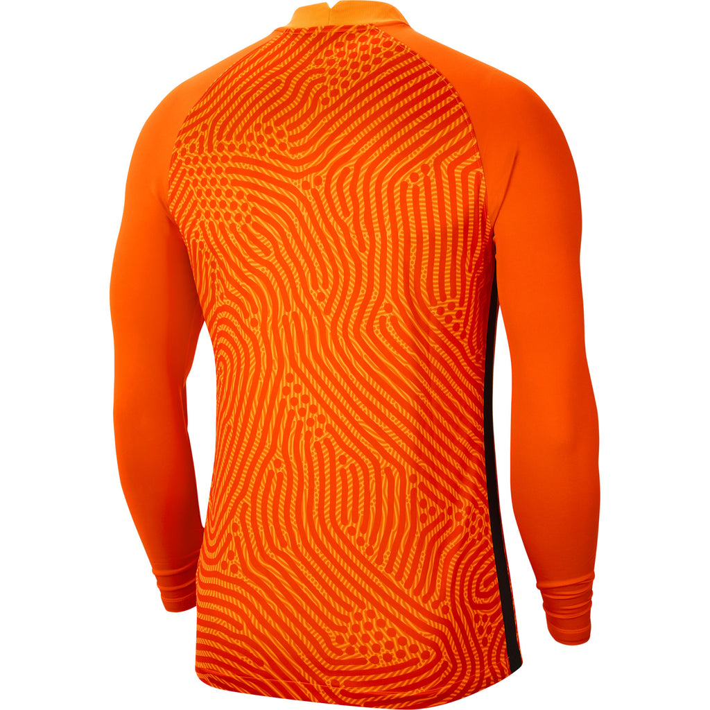 Nike Gardien III LS Goalkeeper Shirt (Total Orange/Brilliant Orange)