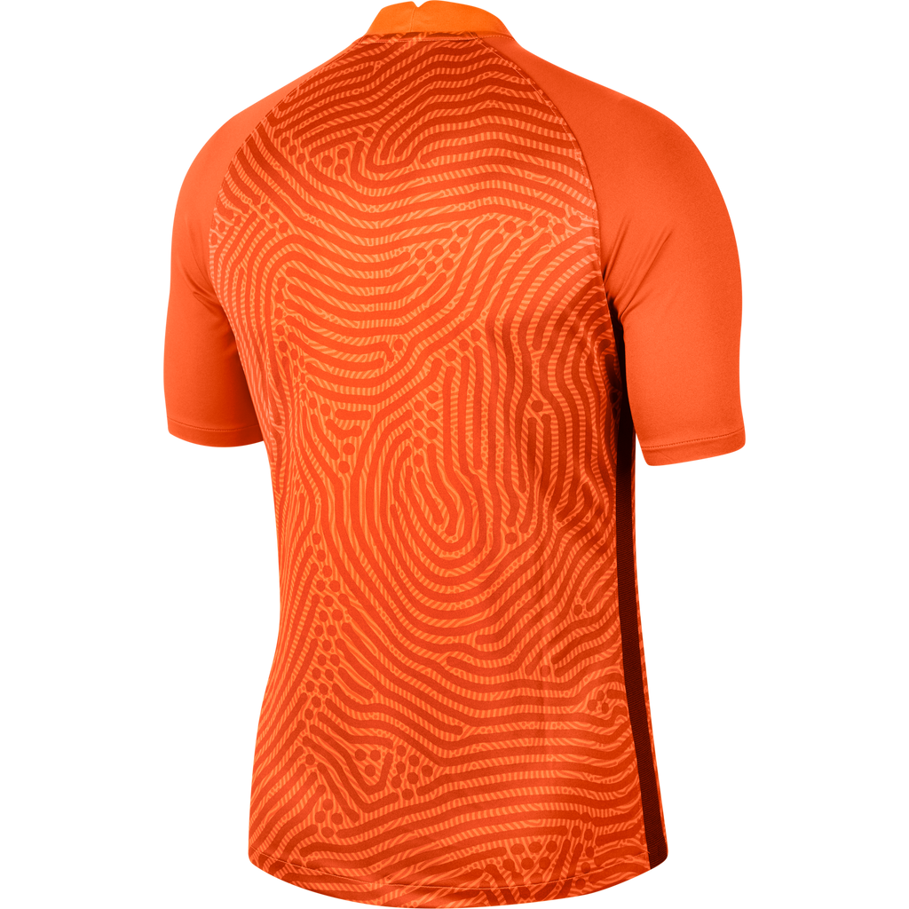 Nike Gardien III SS Goalkeeper Shirt (Total Orange/Brilliant Orange)