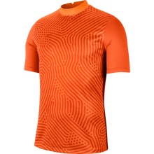 Load image into Gallery viewer, Nike Gardien III SS Goalkeeper Shirt (Total Orange/Brilliant Orange)