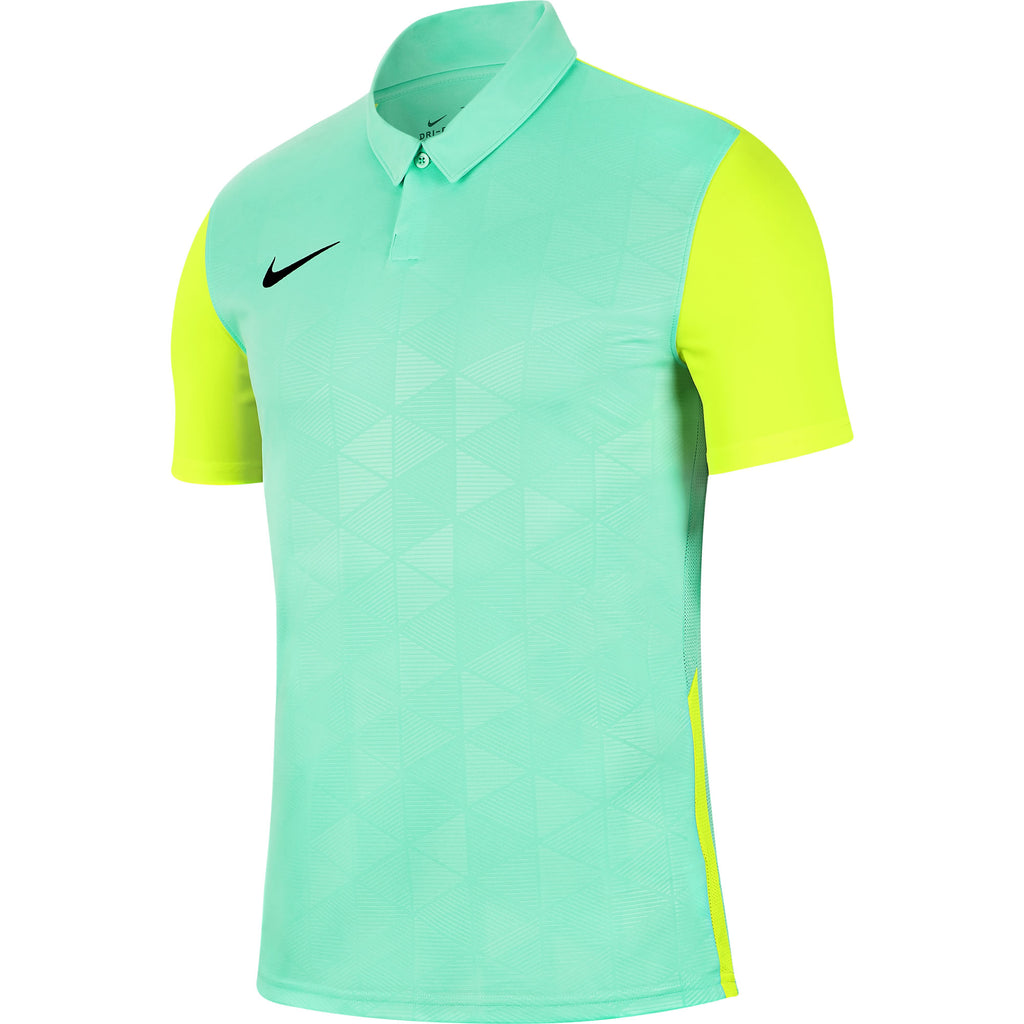 Nike Trophy IV Football Shirt (Hyper Turq/Volt)