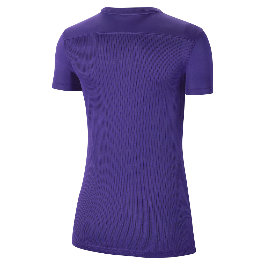 Nike Womens Park VII Football Shirt (Court Purple/White)