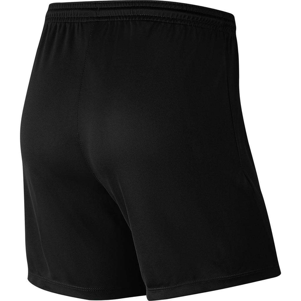 Nike Womens Park III Knit Short (Black/White)