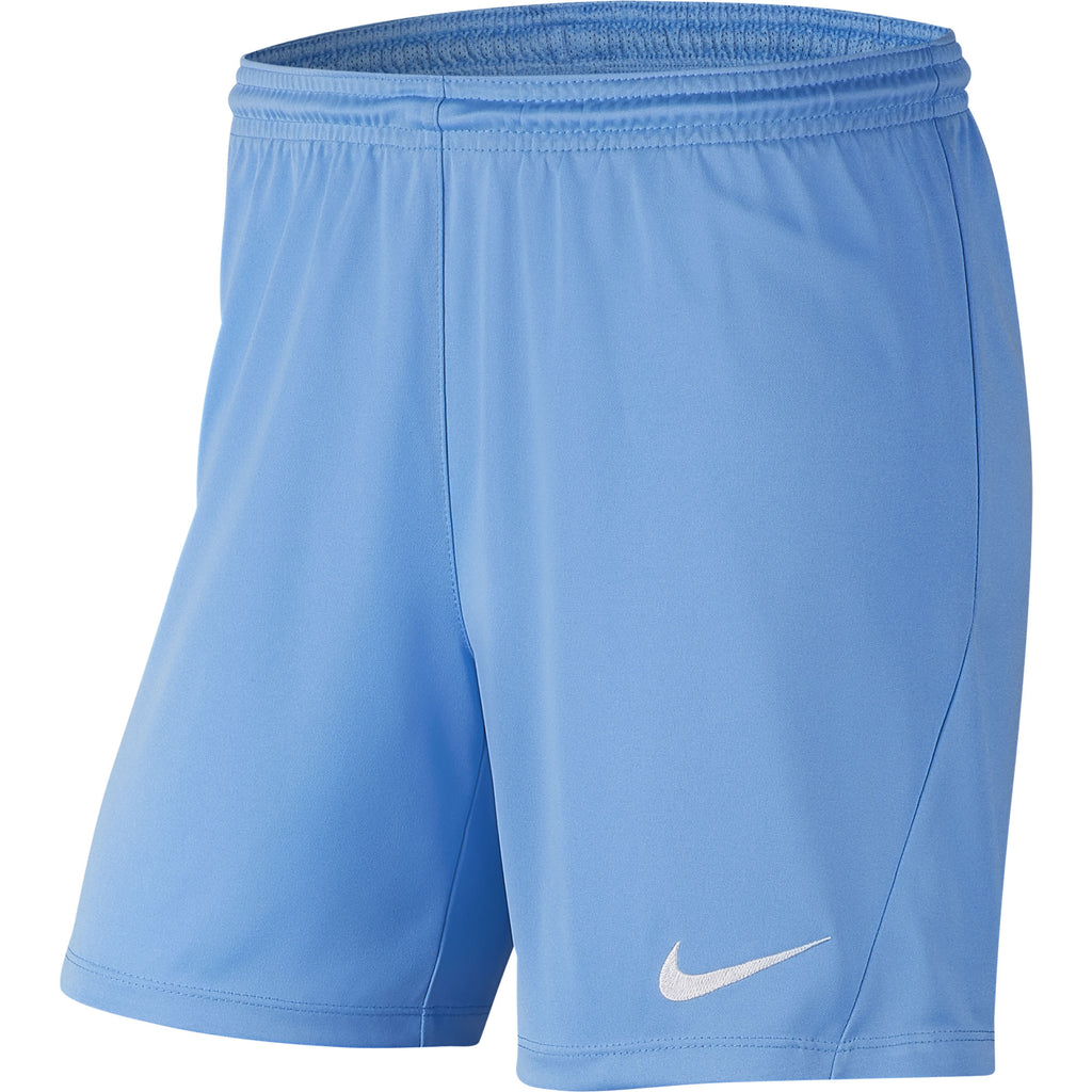 Nike Womens Park III Knit Short (University Blue/White)
