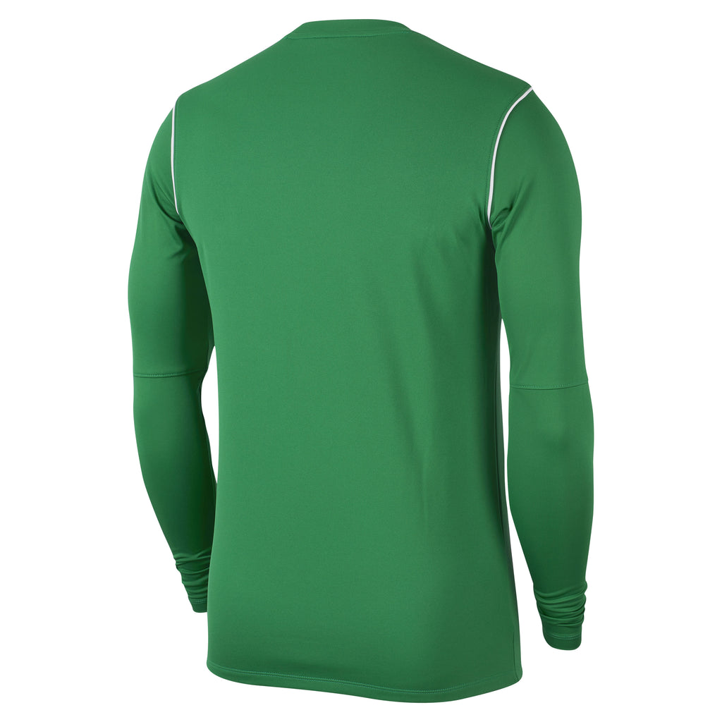 Nike Park 20 Crew Top (Pine Green/White)