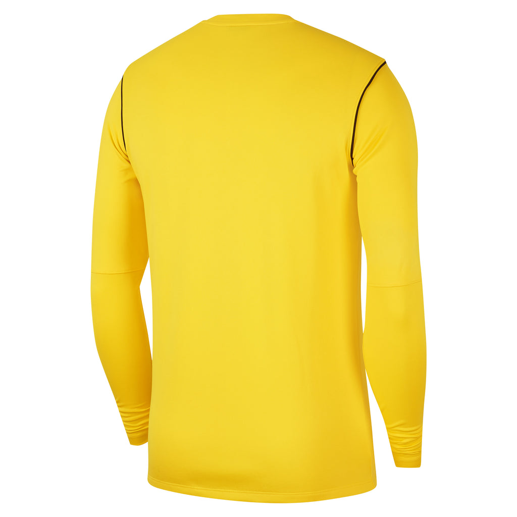 Nike Park 20 Crew Top (Tour Yellow/Black)