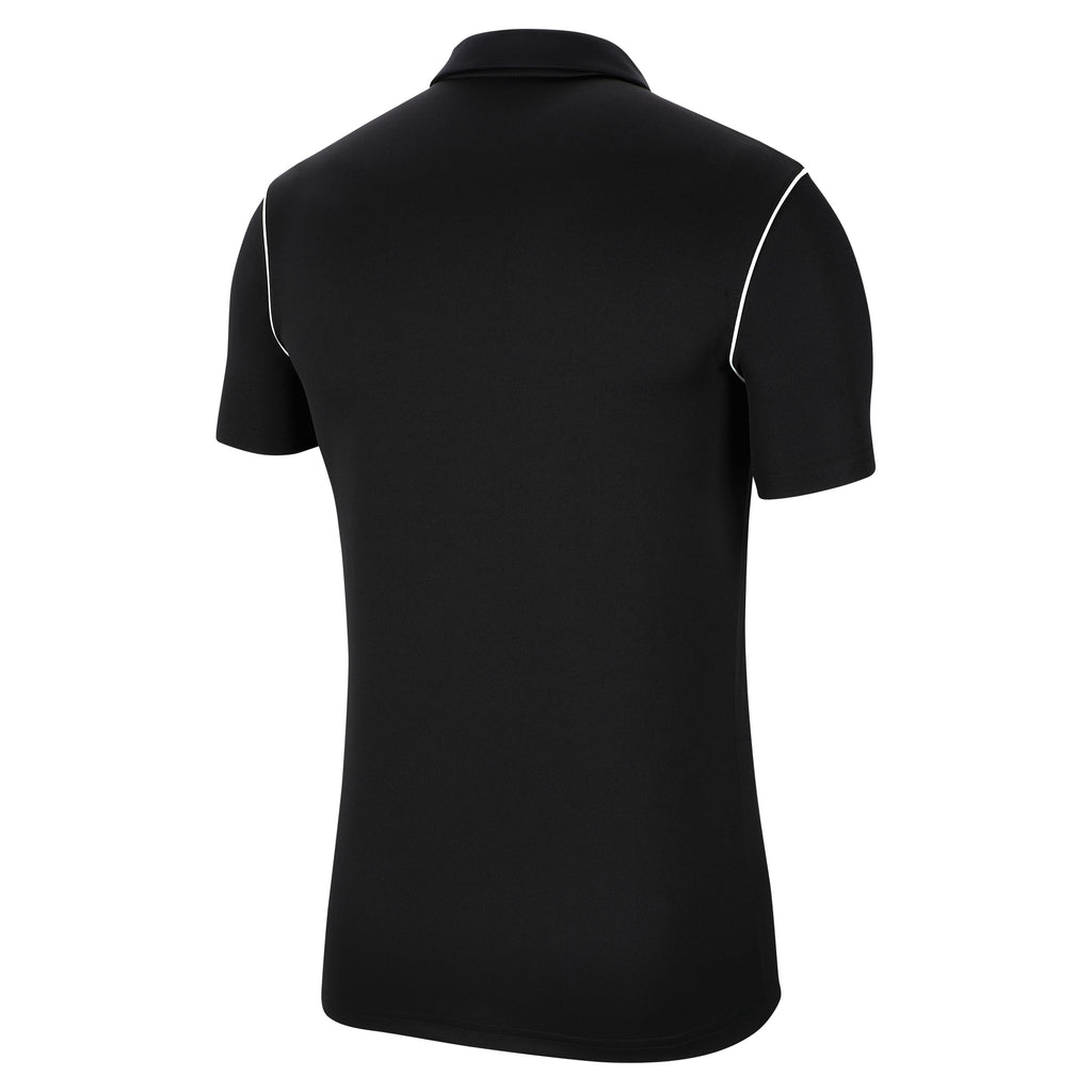 Nike Park 20 Polo Shirt (Black/White)