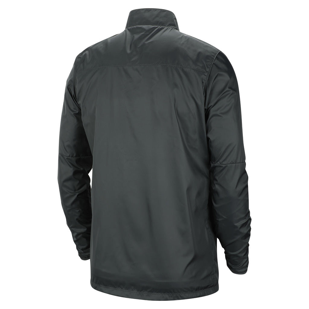 Nike Park 20 Rain Jacket (Anthracite/White)