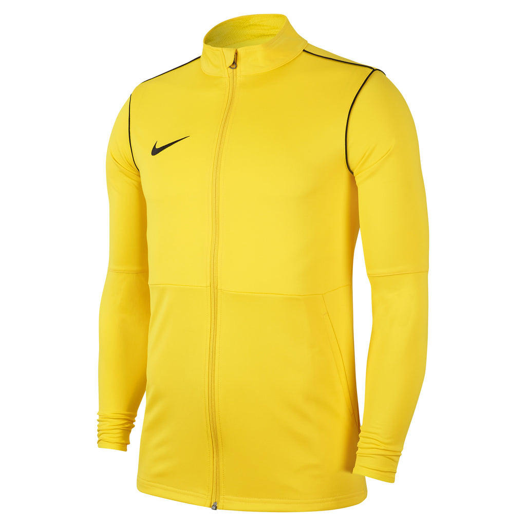 Nike Park 20 Knit Track Jacket (Tour Yellow/Black)