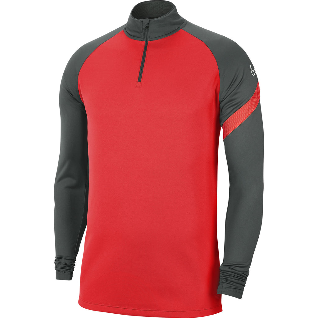 Nike Academy Pro Drill Top (Bright Crimson/Anthracite)