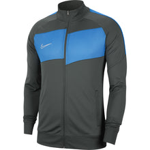 Load image into Gallery viewer, Nike Academy Pro Knit Jacket (Anthracite/Photo Blue)