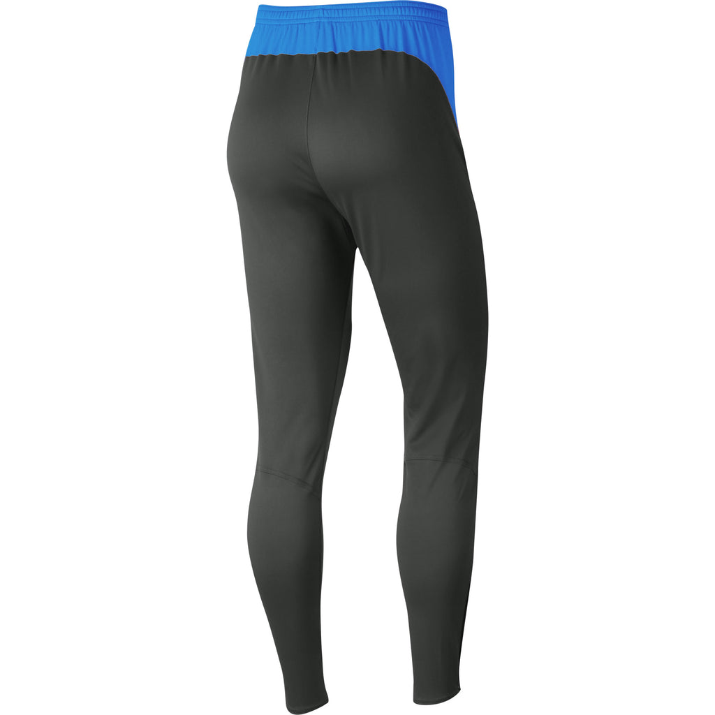 Nike Womens Academy Pro Knit Pant (Anthracite/Photo Blue)