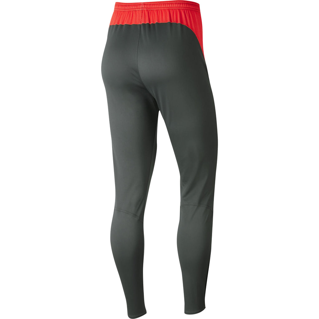 Nike Womens Academy Pro Knit Pant (Anthracite/Bright Crimson)