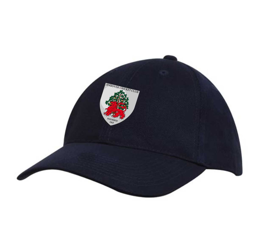 Andover CC Cricket Cap (Navy)