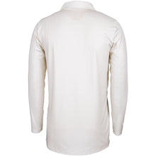 Load image into Gallery viewer, Gray Nicolls Pro Performance LS Shirt (Ivory/Green)