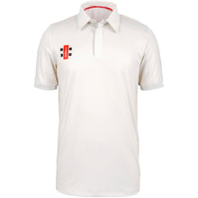 Load image into Gallery viewer, Gray Nicolls Pro Performance SS Shirt (Ivory)