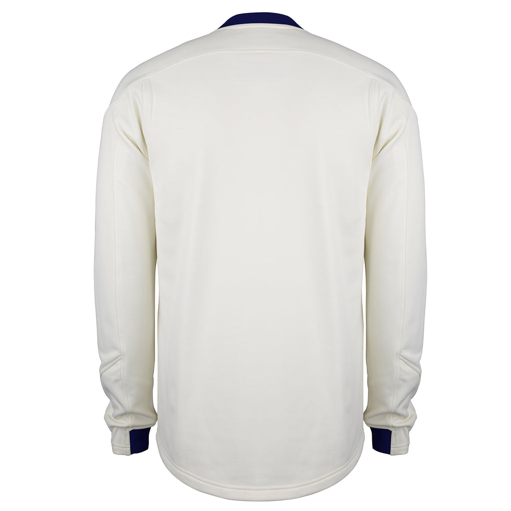 Gray Nicolls Pro Performance Sweater (Ivory/Navy)