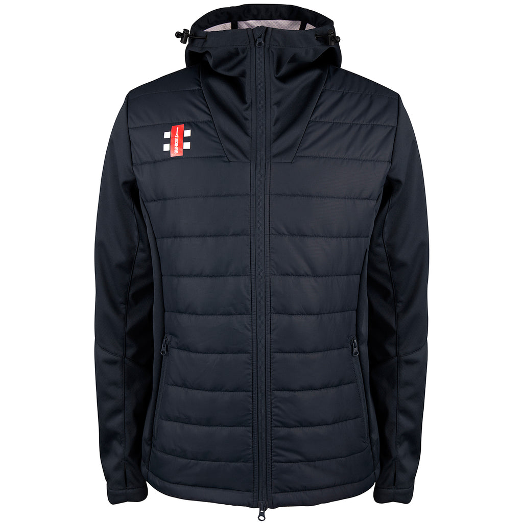 Gray Nicolls Pro Performance Full Zip Jacket (Black)